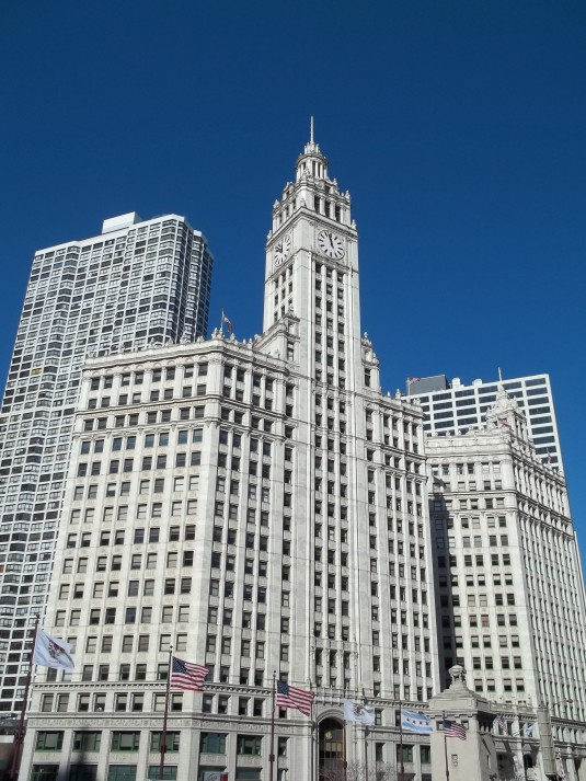 Chicago's Wrigley Building