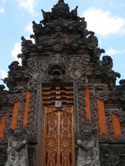Hindu Temple, Bali