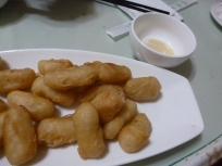 Fried Yoghurt, China
