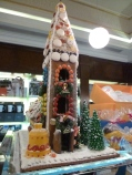 Gingerbread church, Peace Hotel