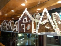 Peace Hotel, gingerbread