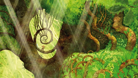 Forest Secret of Kells