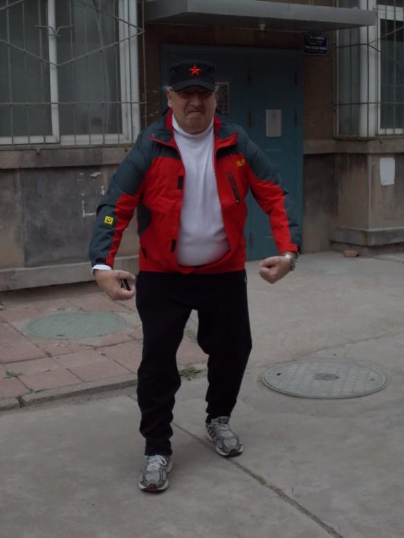 Spiffy Jacket