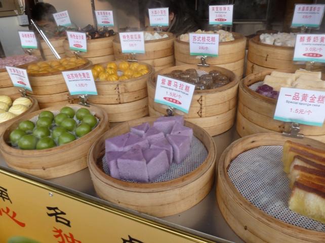 Suzhou, China: pretty but too sweet