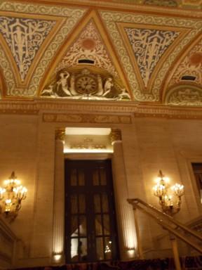 Palmer House Lobby, Chicago