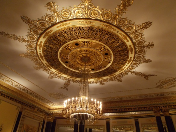 Elegant Lighting at the Palmer House