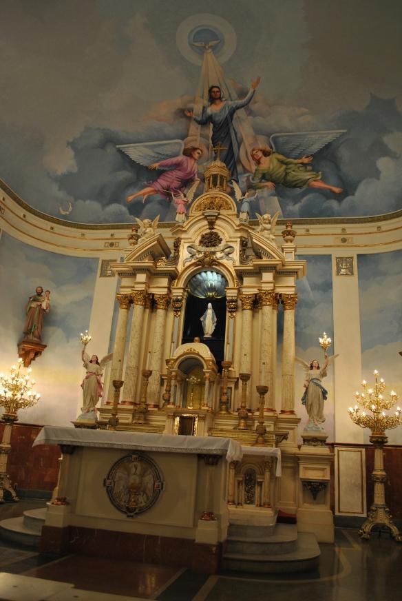 New Orleans Altar