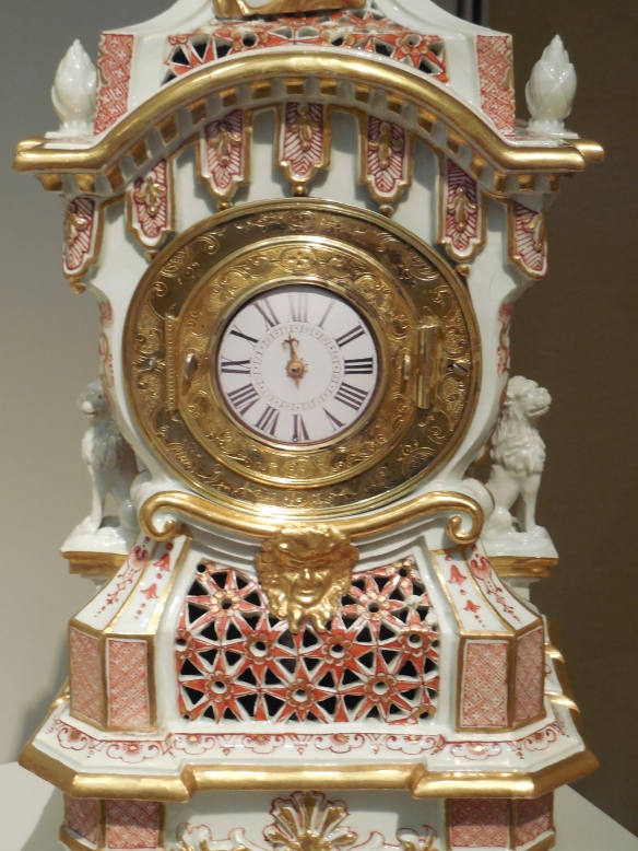 clock, Art Institute of Chicago
