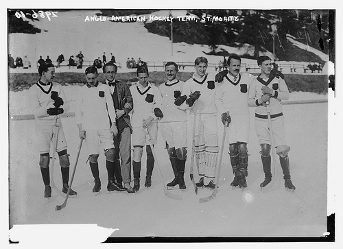 US Hockey Team (1910?)