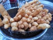 Yóutiáo, fried dough