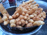 Yóutiáo, fried dough