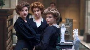 Agnes, Kitty and Doris