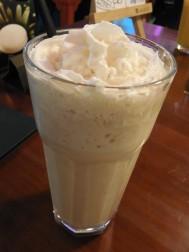 Bailey's Irish Creme milkshake
