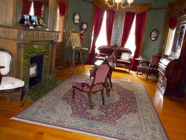 Kokomo, Indiana's Seiberling Mansion