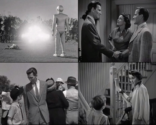 1The Day the Earth Stood Still (1951)