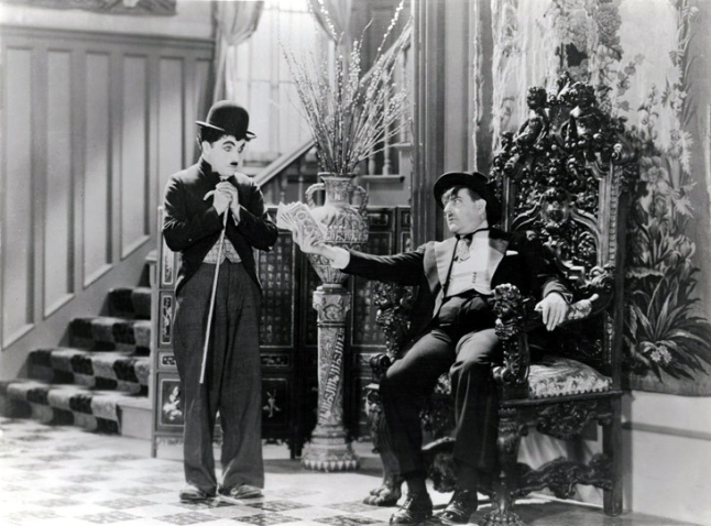 The Tramp and the Millionaire