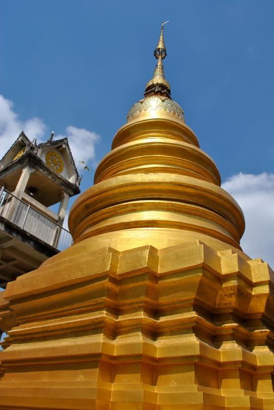 Buddhist Stupa, Thailand