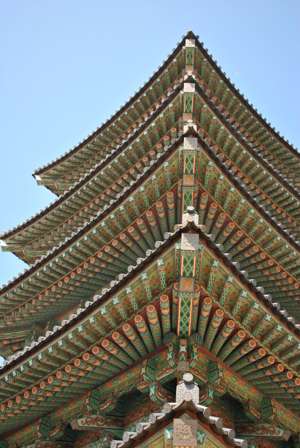 Palace, South Korea