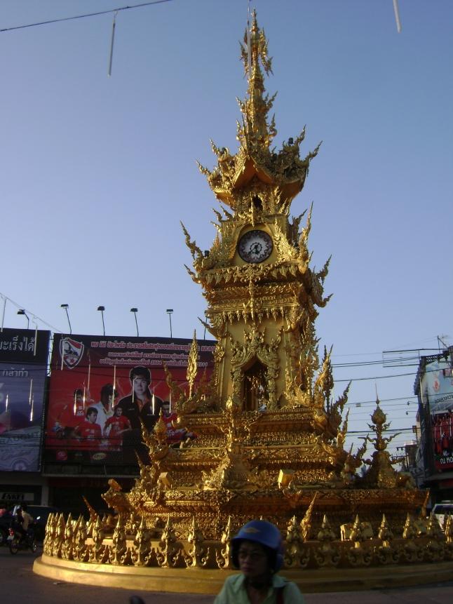 Clock, Chiang Rai, Thailand