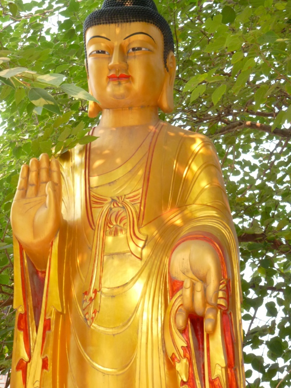 Buddha, Kaifeng, China
