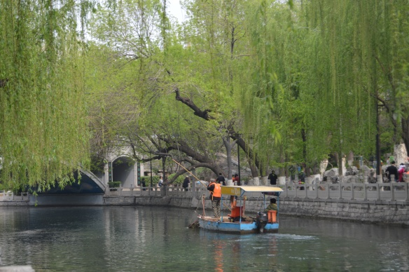 Black Tiger Springs, Jinan, China