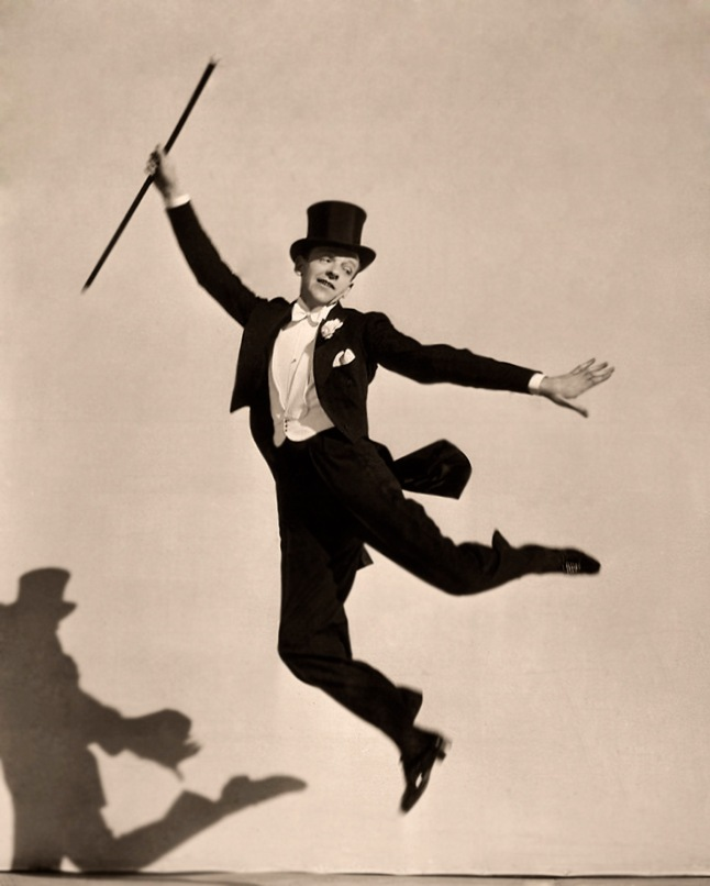 Fred Astaire. Restored by Nick & Jane for Dr. Macro's High Quality Movie Scans Website: http://www.doctormacro.com. Enjoy!