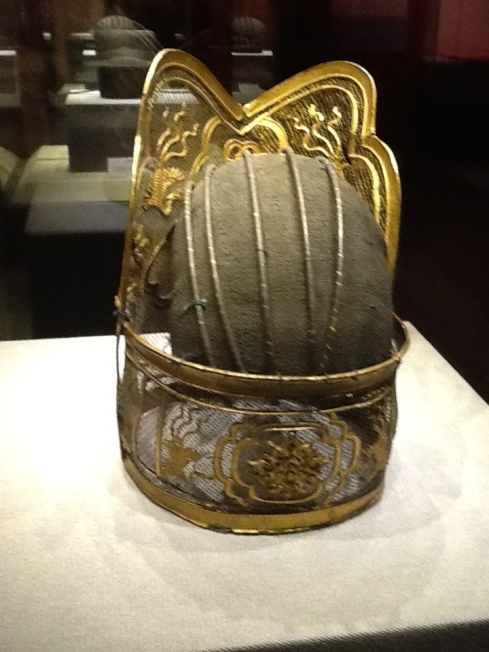 Crown, Shandong Provincial Museum