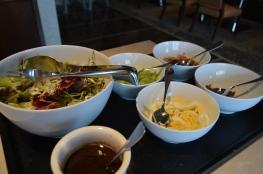 Cocktail Hour: salad