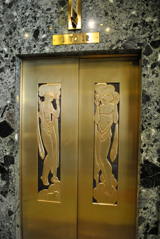 Art deco, Chicago