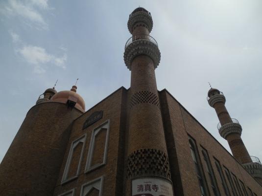 Urumqi's Grand Bazaar