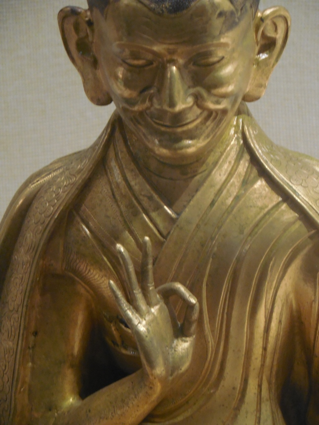 A symbol from Buddhism