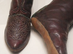 Don't these look like Western American cowboy boots?
