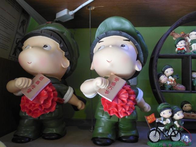 Symbolizing revolution in China