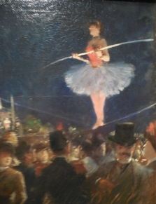 Art Institute Degas exhibit