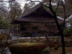 Blissfully serene, temple, Kyoto, Japan