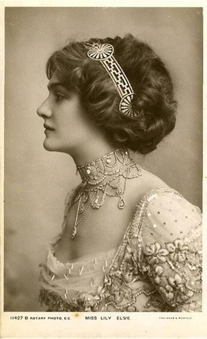 vintage beauty victorian