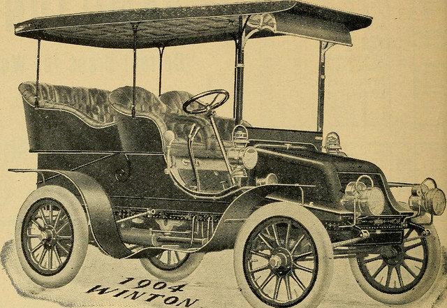 1904 car