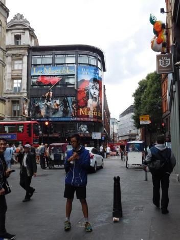 London, 2016