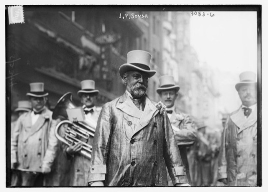 JP Sousa 1910