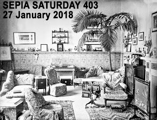 Sepia Saturday 403 Header : 27 January 2018
