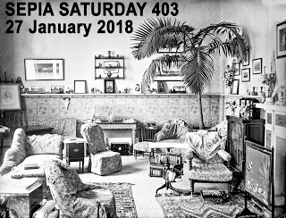Sepia Saturday 403 Header : 27 January 2018