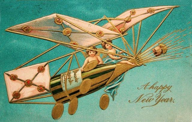 NYE Plane