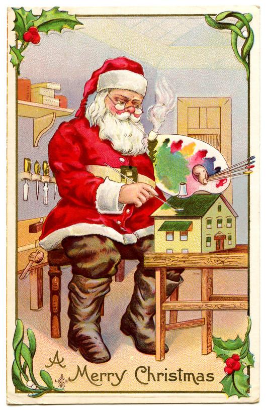 public_domain_gallery_vintage-santa1