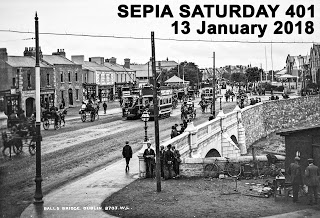 Sepia Saturday 401 Header : 13 January 2018