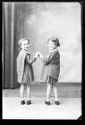 Irish Dancers, Northern Ireland, 1910