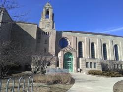 Loyola Chicago's chapel