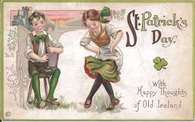 old st ps day card