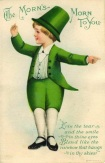 Vintage St. Patrick's Day Postcards (2)