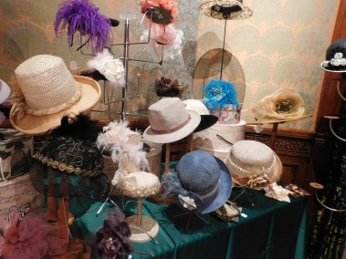 Beautiful bonnets