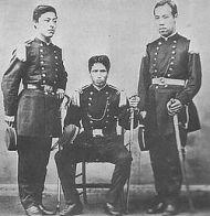Japanese police, 1865, Wikipedia
